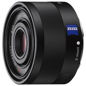 35mmフルサイズ対応、高性能カールツァイス 「ゾナーT*」小型単焦点レンズ。