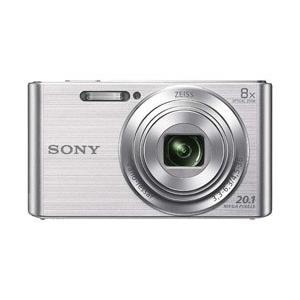 ソニー デジタルカメラ Cyber-shot サイバーショット DSC-W830 シルバー|y-sofmap