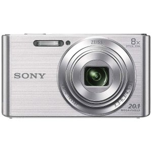 ソニー デジタルカメラ Cyber-shot サイバーショット DSC-W830 シルバー|y-sofmap|02