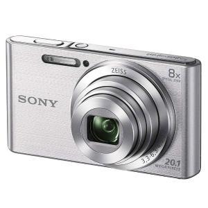 ソニー デジタルカメラ Cyber-shot サイバーショット DSC-W830 シルバー|y-sofmap|03