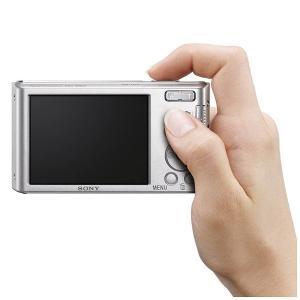 ソニー デジタルカメラ Cyber-shot サイバーショット DSC-W830 シルバー|y-sofmap|05