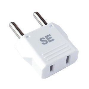 電気用品安全法(PSE)を取得した変換プラグ