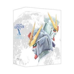 バンダイビジュアル 機動新世紀ガンダムX Blu-rayメモリアルボックス