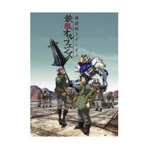 バンダイビジュアル 機動戦士ガンダム 鉄血のオルフェンズ 3 【DVD】