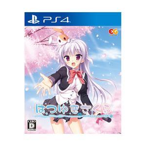 【12/19発売予定】 エンターグラム はつゆきさくら 通常版 【PS4ゲームソフト】|y-sofmap