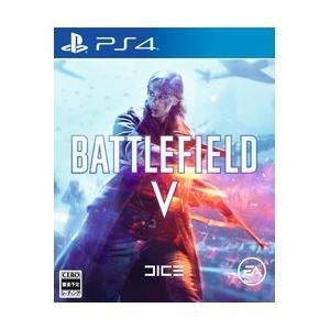 エレクトロニック・アーツ Battlefield (バトルフィールド) V 【PS4ゲームソフト】|y-sofmap
