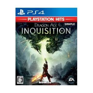 エレクトロニック・アーツ ドラゴンエイジ:インクイジション PlayStation Hits 【PS4ゲームソフト】|y-sofmap