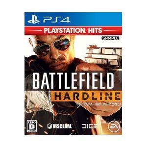 エレクトロニック・アーツ バトルフィールド ハードライン PlayStation Hits 【PS4ゲームソフト】|y-sofmap