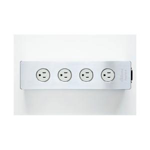 チクマ 電源ボックス(4個口) Potential-4
