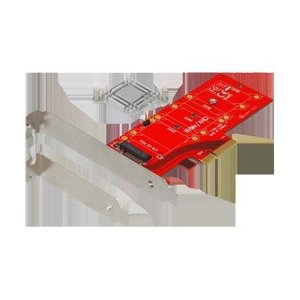 冷却用ヒートシンク付きでM.2 SSDのパフォーマンスを維持