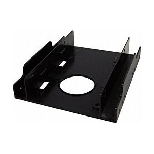 Owltech(オウルテック) 変換ブラケット[2.5インチ⇒3.5インチ](ブラック) OWL-B...
