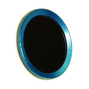 オウルテック 指紋認証機能付きホームボタンカバー ブルー/ブラック BKS-HBIP01-BLB 【ビックカメラグループオリジナル】|y-sofmap