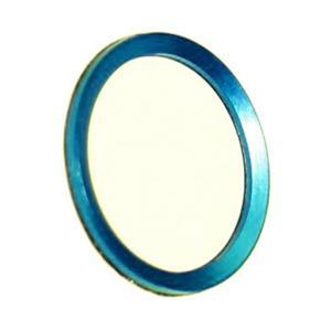 オウルテック 指紋認証機能付きホームボタンカバー ブルー/ホワイト BKS-HBIP01-BLW 【ビックカメラグループオリジナル】|y-sofmap