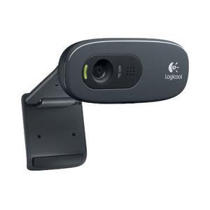 ロジクール(Logicool) C270(120万画素 WEBカメラ/HD対応/UVC対応/グレー&ブラック)|y-sofmap