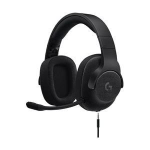 ロジクール(Logicool) G433BK(ブラック) 7.1ch有線サラウンドゲーミングヘッドセット 【ゲーミング】 [振込不可]