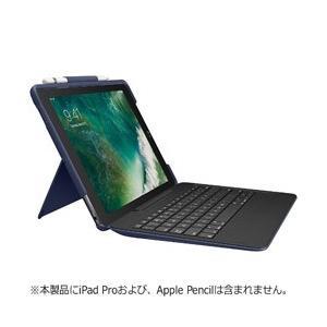 ロジクール(Logicool) iK1092BLA(ブルー) 10.5インチiPad Pro用 SL...