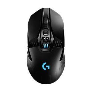 利き手を選ばない軽量プロフェッショナルグレード有線・無線 両対応のゲーミング マウス