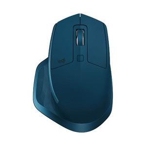 ロジクール(Logicool) MX2100sMT(7ボタン・ミッドナイトティール) ワイヤレスレー...