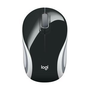 logicool(ロジクール) M187rBK マウス ブラック [光学式 /3ボタン /USB /...