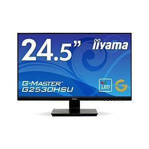 iiyama(イーヤマ) G-MASTER G2530HSU 24.5型ゲーミング液晶モニター[19...