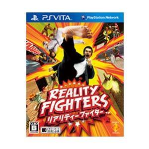 ソニー・インタラクティブエンタテインメント リアリティファイター 【PS Vitaゲームソフト】 y-sofmap