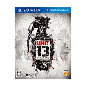ソニー・インタラクティブエンタテインメント Unit 13 【PS Vitaゲームソフト】|y-sofmap
