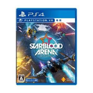 ソニー・インタラクティブエンタテインメント Starblood Arena 【PS4ゲームソフト(VR専用)】|y-sofmap