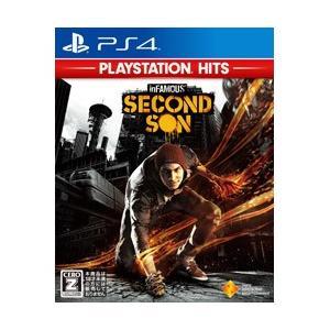 ソニー・インタラクティブエンタテインメント inFAMOUS Second Son PlayStation Hits 【PS4ゲームソフト】|y-sofmap