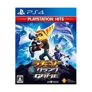 ソニー・インタラクティブエンタテインメント ラチェット&クランク THE GAME PlayStation Hits 【PS4ゲーム】|y-sofmap