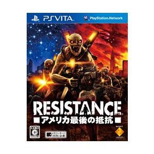 ソニー・インタラクティブエンタテインメント RESISTANCE -アメリカ最後の抵抗- 【PS Vitaゲームソフト】 y-sofmap