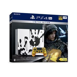 PlayStation 4 Pro (プレイステーション4 プロ) DEATH STRANDING ...