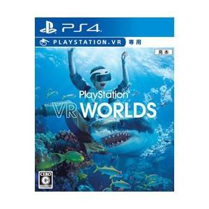 ソニー・インタラクティブエンタテインメント PlayStation VR WORLDS 【PS4ゲームソフト(VR専用)】|y-sofmap