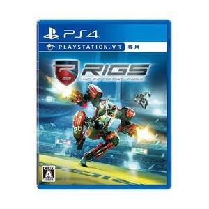 ソニー・インタラクティブエンタテインメント RIGS Machine Combat League 【PS4ゲームソフト(VR専用)】 y-sofmap