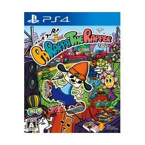 ソニー・インタラクティブエンタテインメント パラッパラッパー 【PS4ゲームソフト】|y-sofmap