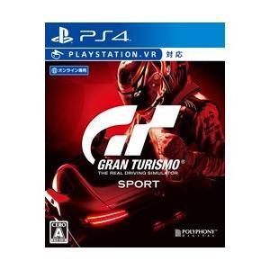 ソニー・インタラクティブエンタテインメント GRAN TURISMO SPORT (グランツーリスモ スポーツ) 通常版 【PS4ゲームソフト】 ※オンライン専用|y-sofmap