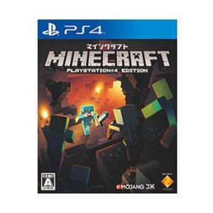 ソニー・インタラクティブエンタテインメント Minecraft (マインクラフト) : PlayStation4 Edition 【PS4ゲームソフト】|y-sofmap