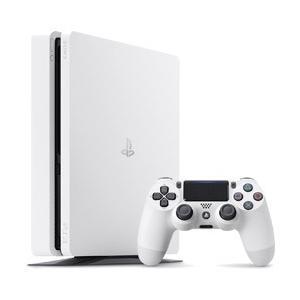 ソニー・インタラクティブエンタテインメント PlayStation4 (プレイステーション4) グレイシャー・ホワイト 500GB [ゲーム機本体] [PS4] [CUH-2200AB02]|y-sofmap