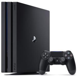 ソニー・インタラクティブエンタテインメント PlayStation4 Pro (プレイステーション4 プロ) ジェット・ブラック 1TB [ゲーム機本体] [PS4 Pro] [CUH-7200BB01]|y-sofmap|02