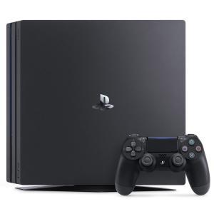 ソニー・インタラクティブエンタテインメント PlayStation4 Pro (プレイステーション4 プロ) ジェット・ブラック 1TB [ゲーム機本体] [PS4 Pro] [CUH-7200BB01]|y-sofmap|03