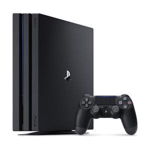 PlayStation4 Pro (プレイステーション4 プロ) ジェット・ブラック 2TB [ゲーム機本体] [CUH7200CB01]|y-sofmap