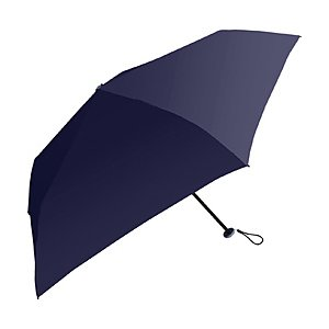 中谷 【折りたたみ傘】超軽量折り畳み傘 無地 839001 ネイビー [50cm]