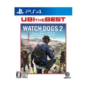 ユービーアイソフト ユービーアイ・ザ・ベスト ウォッチドッグス2 【PS4ゲームソフト】|y-sofmap