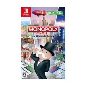 世界的に有名なボードゲーム「モノポリー」が、Nintendo Switchで登場!  The MON...
