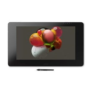 ワコム Wacom Cintiq Pro 24 touch タッチ入力対応モデル DTH-2420/...