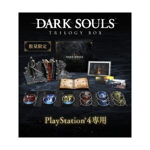 フロム・ソフトウェア DARK SOULS (ダークソウル) TRILOGY BOX 【PS4ゲームソフト】 [代引不可][振込不可] y-sofmap