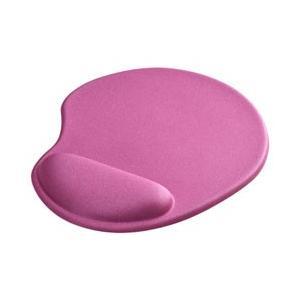 BUFFALO リストレスト一体型マウスパッド ピンク BSPD15PK BSPD15PK
