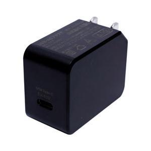 ミヨシ USB PD対応USB-ACアダプタ 20W(Type-C 1ポート)黒 IPA-C04/BK|y-sofmap
