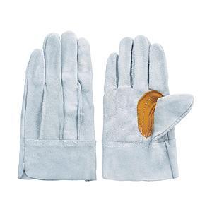 富士グローブ 富士グローブ 牛床革手袋 #60黄当の画像