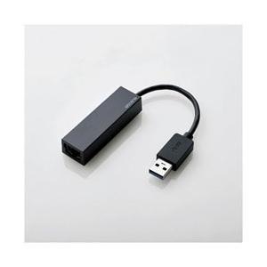 有線LANポートが無い薄型パソコンに最適! 挿すだけで使え、高速ネットワーク通信が可能なUSB3.0...