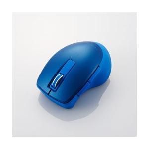 エレコム(ELECOM) BlueLEDマウス/TIPS AIR/Bluetooth/5ボタン/ブル...